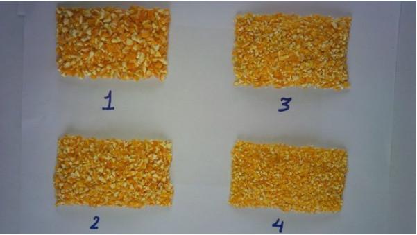Peladora de maíz y molienda de harina
